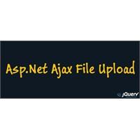 Asp.Net Jquery Ajax File Upload