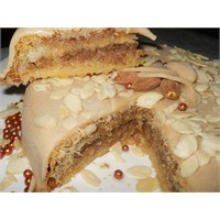 Tel Kadayıflı Tatlı Pasta