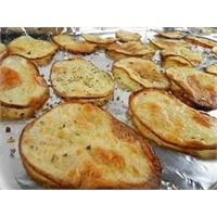 Eğlenceli Atıştırmalıklar Patates