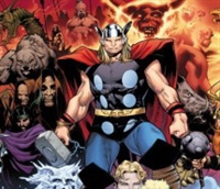 Thor Ve İnanılmaz Posteri