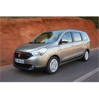 2013 Dacia Lodgy İncelemece