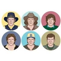 Harrison Ford'un 40 Yüzü