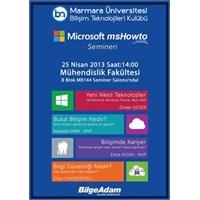 Microsoft Mshowto Semineri