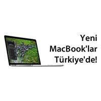 Yeni Retina Macbook Pro Türkiye'de Satışta