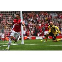 Oysa Ne Güzel Başlamıştı Her Şey: Arsenal 1-3 Asto