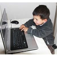 Çocukların İnternet Kullanımına Dikkat!