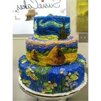Sanat Eseri Pastalar