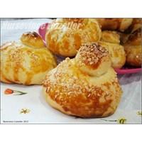 Brioche Briyoş. Fıransız Ekmeği
