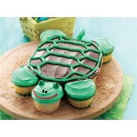 Kaplumbağa Pasta Yapımı