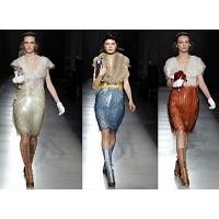 Prada 2011/2012 Sonbahar Kış Bayan Giyim Defilesi