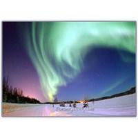 Auroralar (Kuzey - Güney Kutup Işıkları)
