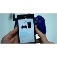 Sony Xperia İle Playstation Oynayın
