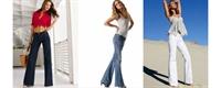 İspanyol Paça Pantolon Modeller