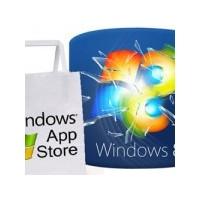 Windows 8 Uygulama Mağazası App Store!