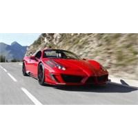 Ferrari Modifiyelerine Mansory De Katıldı