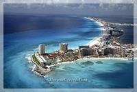 Yucatan Adasında Bir Cennet - Cancun Adası/meksika