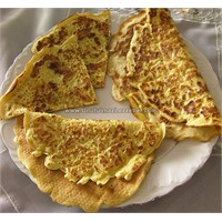 Peynirli Patatesli Krep