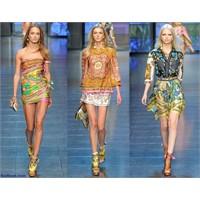 Dolce Gabbana 2011 İlkbahar Yaz Kadın Kıyafetleri