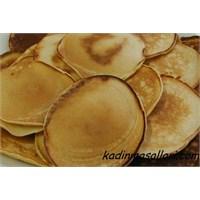 Pankek (Pancake)tarifi
