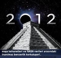 Maya Kehanetlerine Göre 2012 De Ölümsüz Oluyoruz