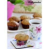 Çikolatalı, Muzlu Muffinler