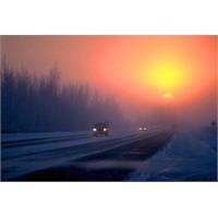 Kışın Yolda Kalmayın!