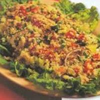 Bulgur Salatası !