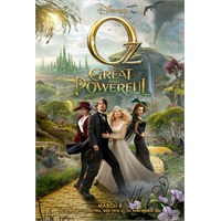 Oz The Great And Powerful Eleştirisi