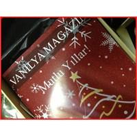 Vanilya Club 2013 Ocak Ayı Kutusu !