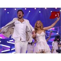 Eurovision'da Zafer Azerbaycan'ın !