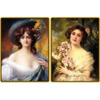 Emille Vernon (1872 - 1919) | Fransız Ressam
