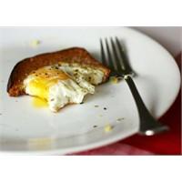 Kahvaltı İçin Değişik Tarifler: V Yumurtası