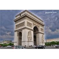 Paris'te Şanzelize'yi Ve Zafer Tagı'nı Gezdik...