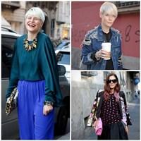 Milano Moda Haftası: Sokak Modası