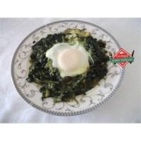 Yumurtalı Ispanak Tarifi - Gurme