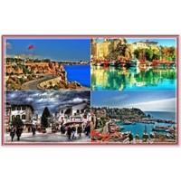 Akdeniz Akşamları Ve Antalya