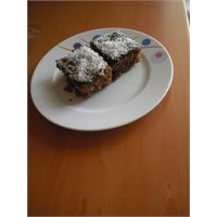 Çikolata Soslu Sıcak Kek