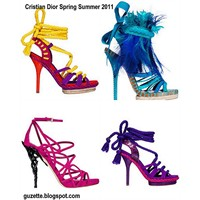 Cristian Dior Spring Summer 2011
