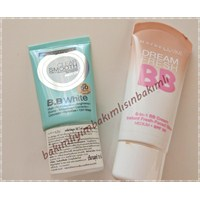 Maybelline Bb White Vs Dream Fresh Bb Krem