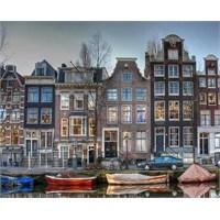 Yüreğimde Taşidiğim Şehirler // Amsterdam