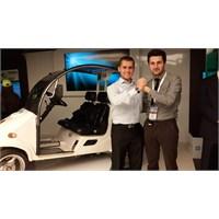 Türk Girişimcisinden %100yerli Elektrikli Otomobil
