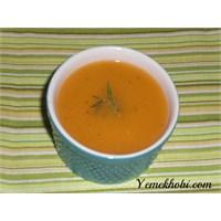 Taze Kekikli Tarhana Çorbası