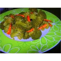 Brokoli Kavurma