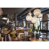 Paris'te Hotel Fabric Aydınlatma