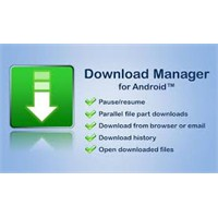 Download Manager Android Uygulaması..!!!