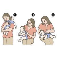 Bebeklerin Gazı Nasıl Çıkartılır ?