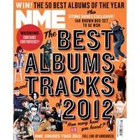 2012'nin En İyi Albümleri Listeleri: Nme Top 50