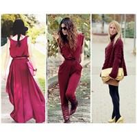 2012-2013 Kış Mevsiminde Ne Moda?
