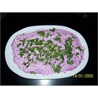 Pembe Lahana Salata