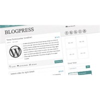 Blogpress Wordpress Teması